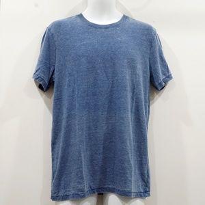 Lucky Brand Shirts - Lucky Brand Blue Venice Burnout Short Sleeve Tee